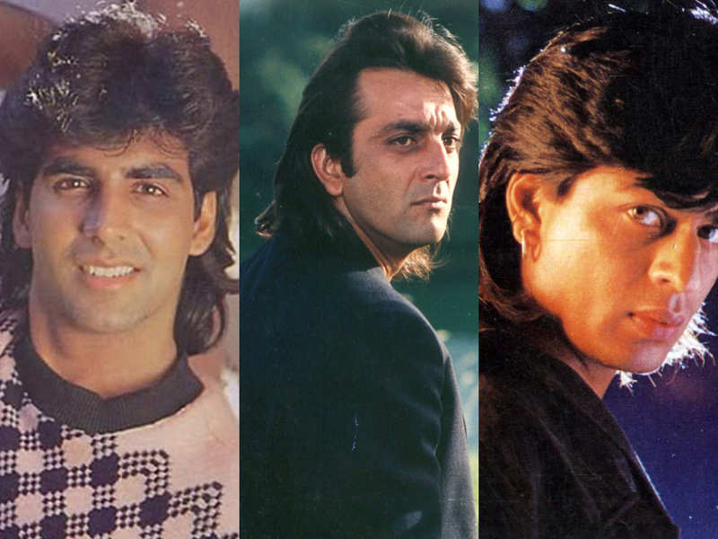 Once seen on Sanjay Dutt and Akshay Kumar, mullets are back