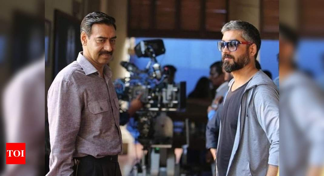 Ajay Devgn's 'Maidaan' set destroyed by Tauktae cyclone – Exclusive! – Times of India