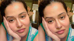 Raiza Wilson's allergic face recovers; the actress shares a beautiful picture