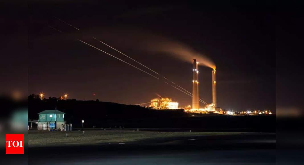 Joe Biden calls for 'de-escalation' as Israel and Gaza trade fire | World News – Times of India