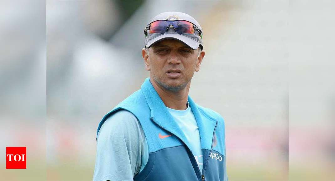 Rahul Dravid to coach Indian team on Sri Lanka tour: Report | Cricket News – Times of India