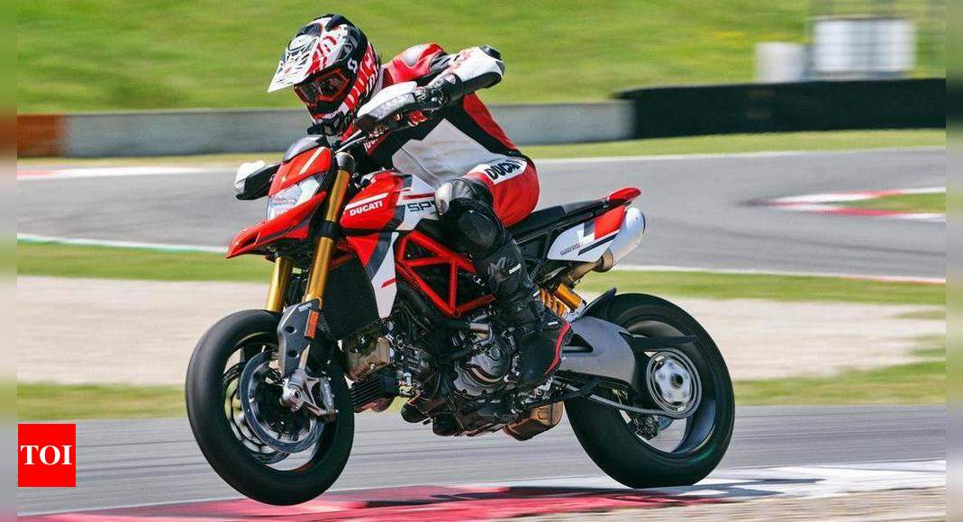 2022 Ducati Hypermotard 950 revealed with Euro 5-complaint engine – Times of India