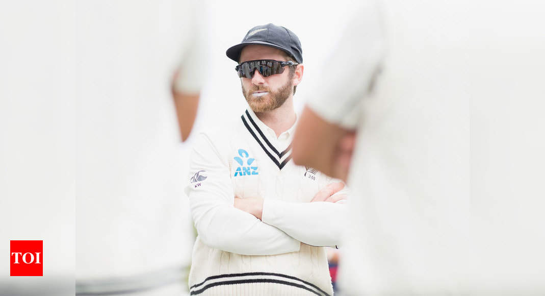 WTC final: Playing India in a neutral country an exciting prospect, says Kane Williamson | Cricket News – Times of India