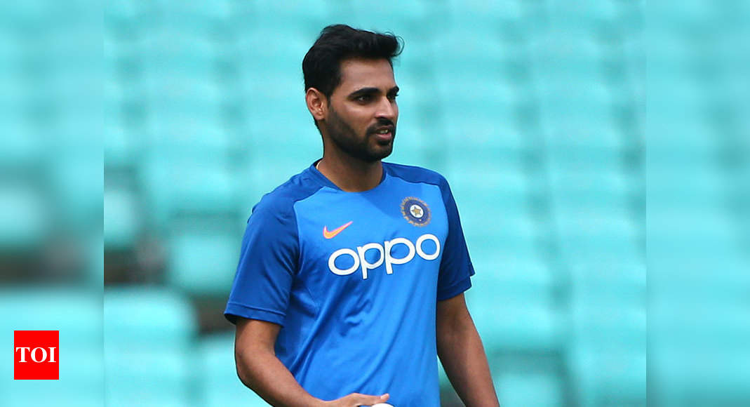 Bhuvneshwar Kumar loses father to cancer | Off the field News – Times of India