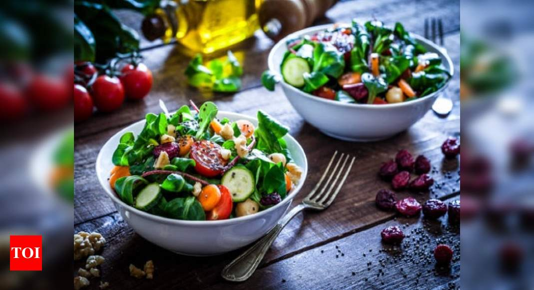 Summer salads to beat the heat – Times of India
