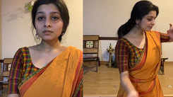 Watch: Niranjana Anoop polishing her Kuchipudi moves