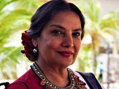 Shabana Azmi on cine workers not getting help