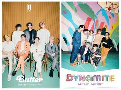 BTS' 'Butter' broke THESE 'Dynamite' records