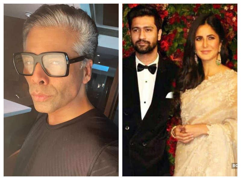 When Karan Johar teased Katrina Kaif with Vicky Kaushal's name