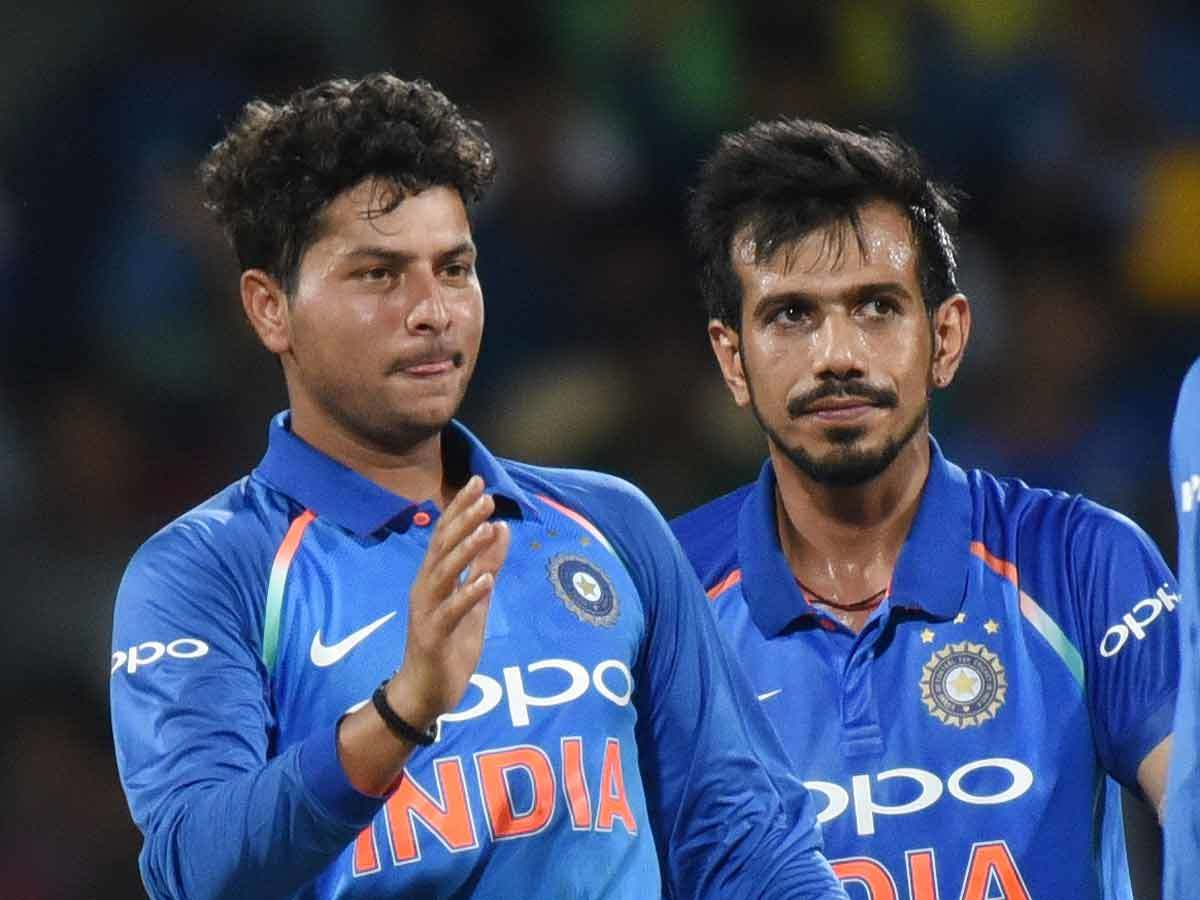 Kuldeep and I could play together until Pandya was around: Chahal   Cricket  News - Times of India