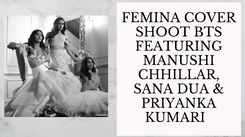 #FlashbackFriday: Take-A-Sneak-Peek At Femina Miss India 2017 Winners During The Magazine Cover Shoot!