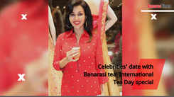 Celebrities' date with Banarasi tea: International Tea Day special