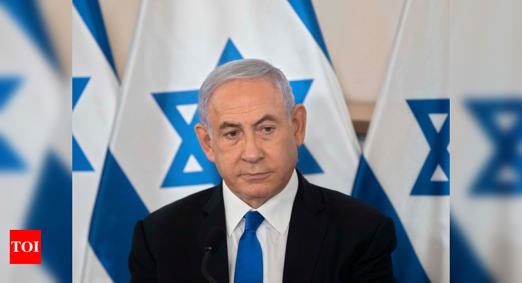 Benjamin Netanyahu hails Gaza operation as 'exceptional success' – Times of India
