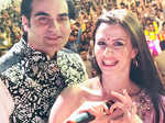Lovely pictures from Arbaaz Khan celebrating girlfriend Giorgia Andriani's birthday