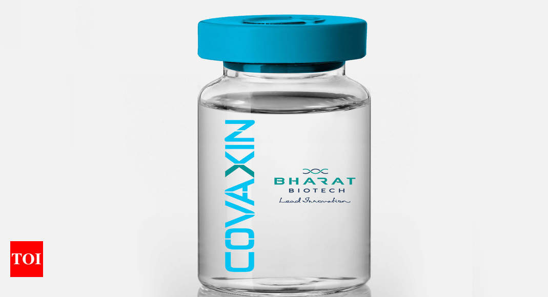 No technology transfer from Indian Council of Medical Research & National Institute of Virology, Covaxin is ours, say Bharat Biotech | Hyderabad News - Times of India