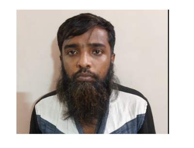 Terrorism Suspect Arrested For Explosion In Chennai   India News