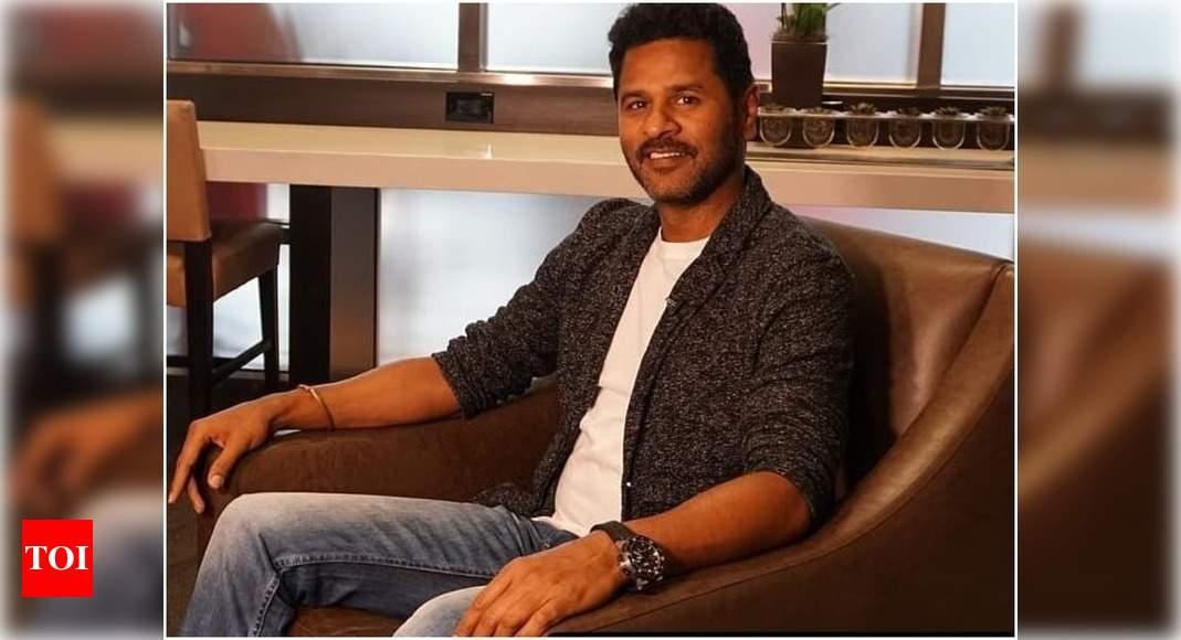 Here's what Prabhudeva has been doing through the lockdown | Hindi Movie News
