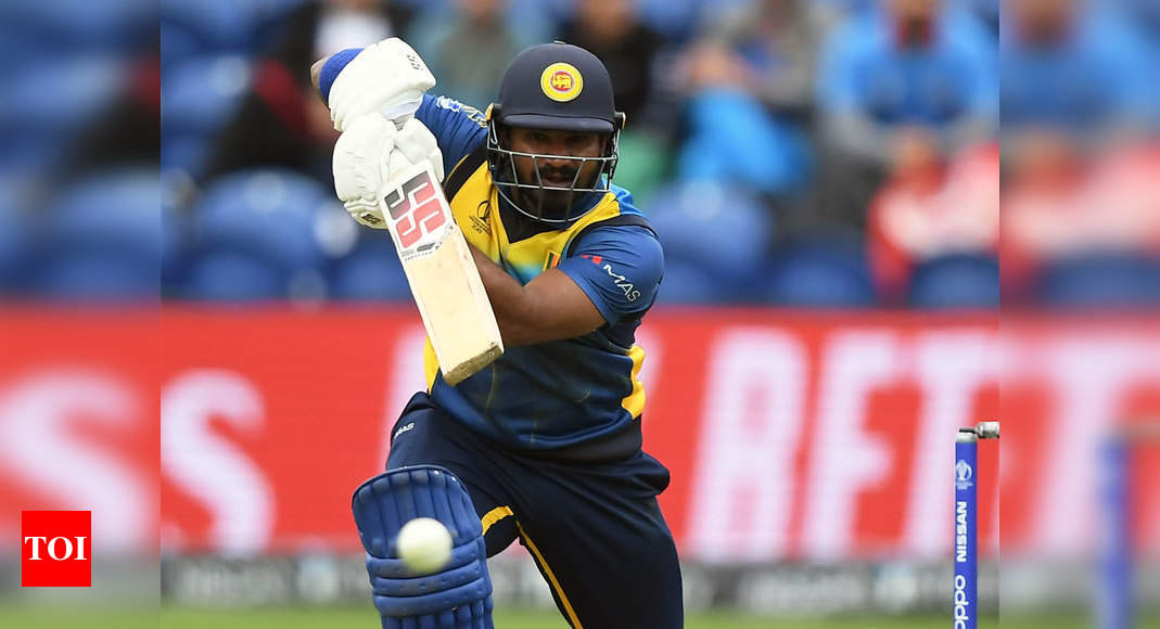 Pay dispute hits Sri Lanka team morale for Bangladesh games: Kusal Perera   Cricket News – Times of India