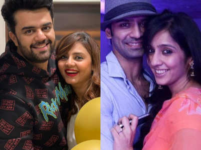 These celebs married childhood sweethearts