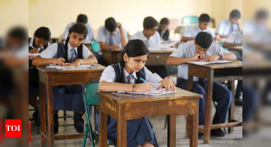 CBSE class XII boards: Exams only for 'major' subjects? Decision likely on Sunday – Times of India