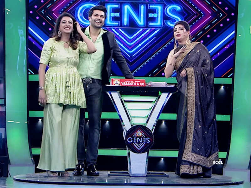 Nisha and Ganesh Venkatram to feature in 'Genes'; watch promo (Photo - Facebook)