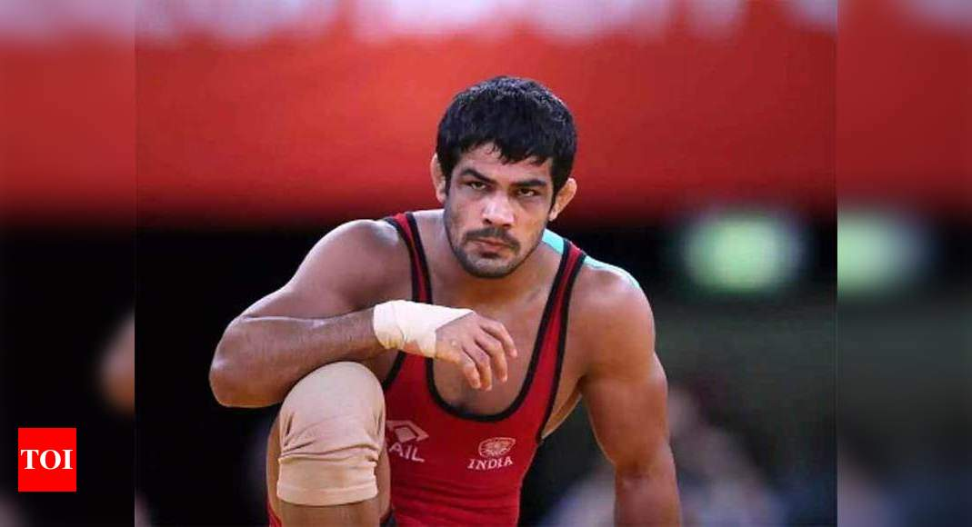 Wrestler Sushil Kumar arrested in Chhatrasal Stadium brawl case: Source   More sports News – Times of India