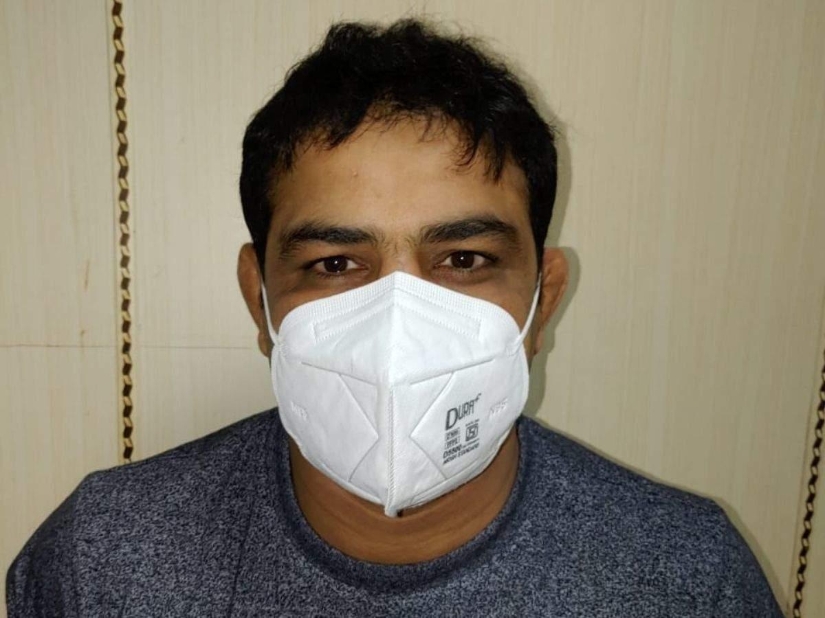 Sagar Wrestler Murder Case