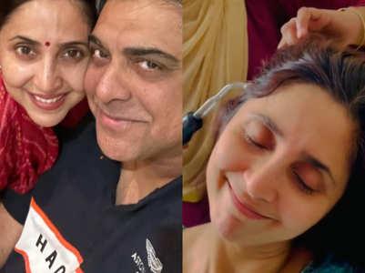 Ram shares hilarious video of Gautami
