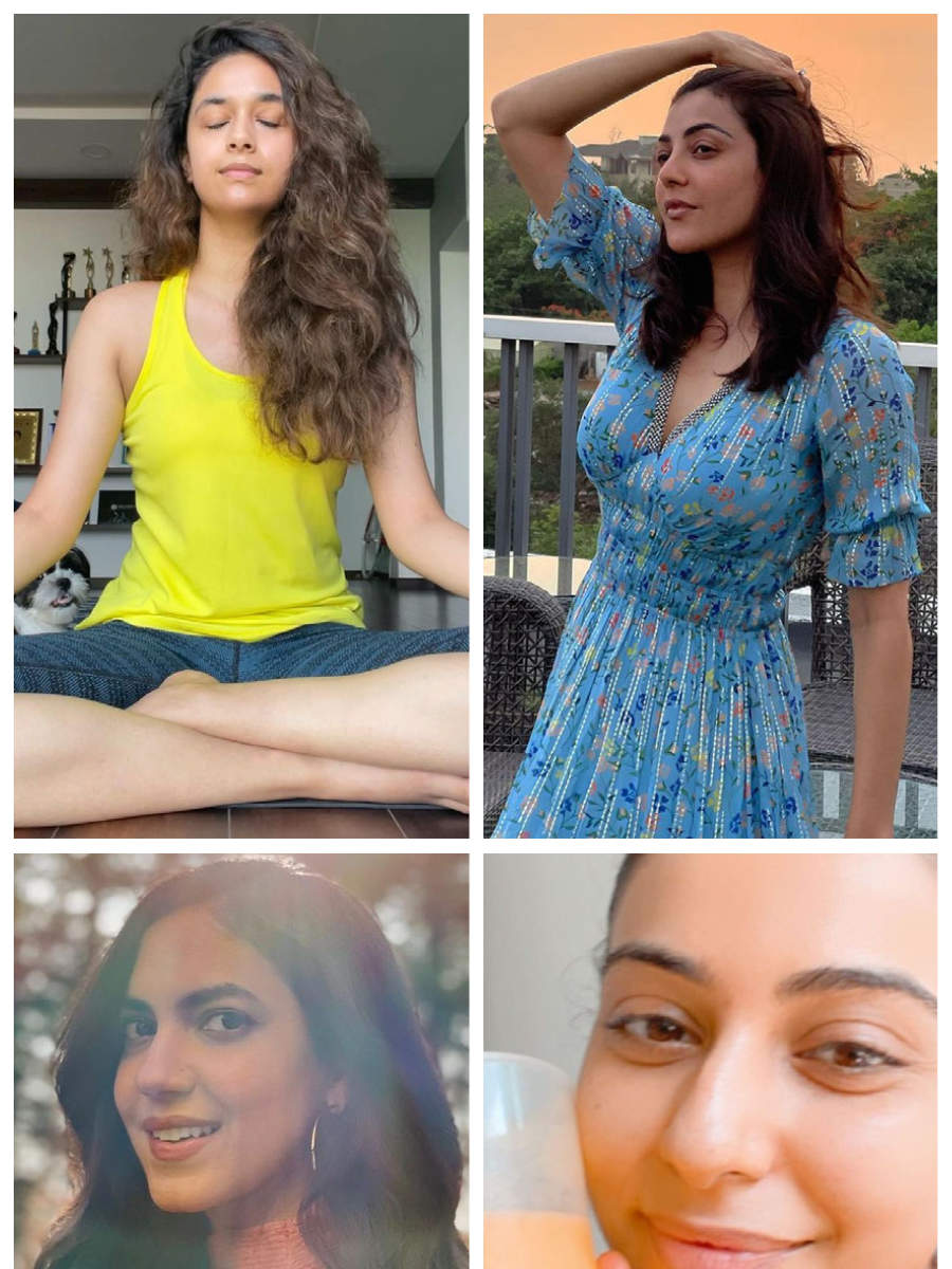 Tollywood actresses who looked like a ray of sunshine