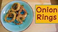 Watch: How to make Onion Rings