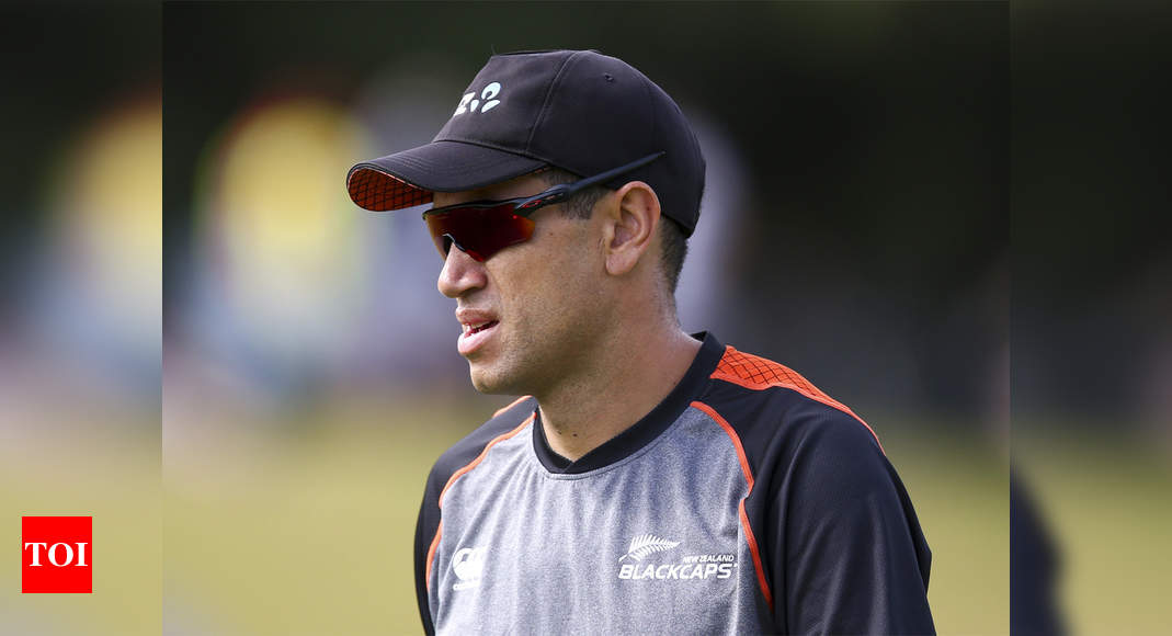 WTC final: Team India will be more conditioned due to IPL suspension, says Ross Taylor | Cricket News – Times of India