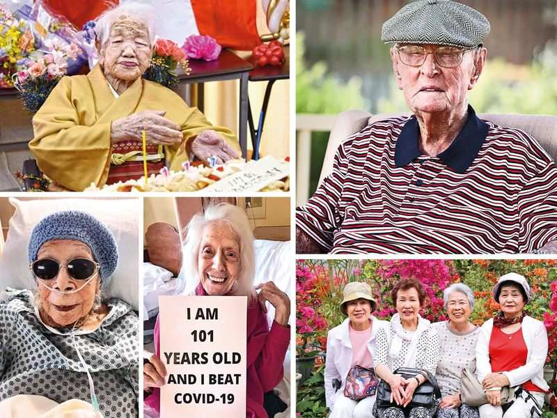 Some of the oldest people alive today have the most bizarre secretes to their long life