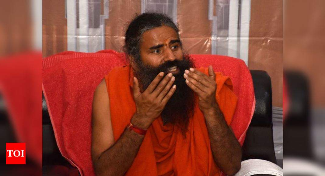 Harsh Vardhan asks Ramdev to withdraw objectionable comments about allopathy, Corona warriors - Times of India