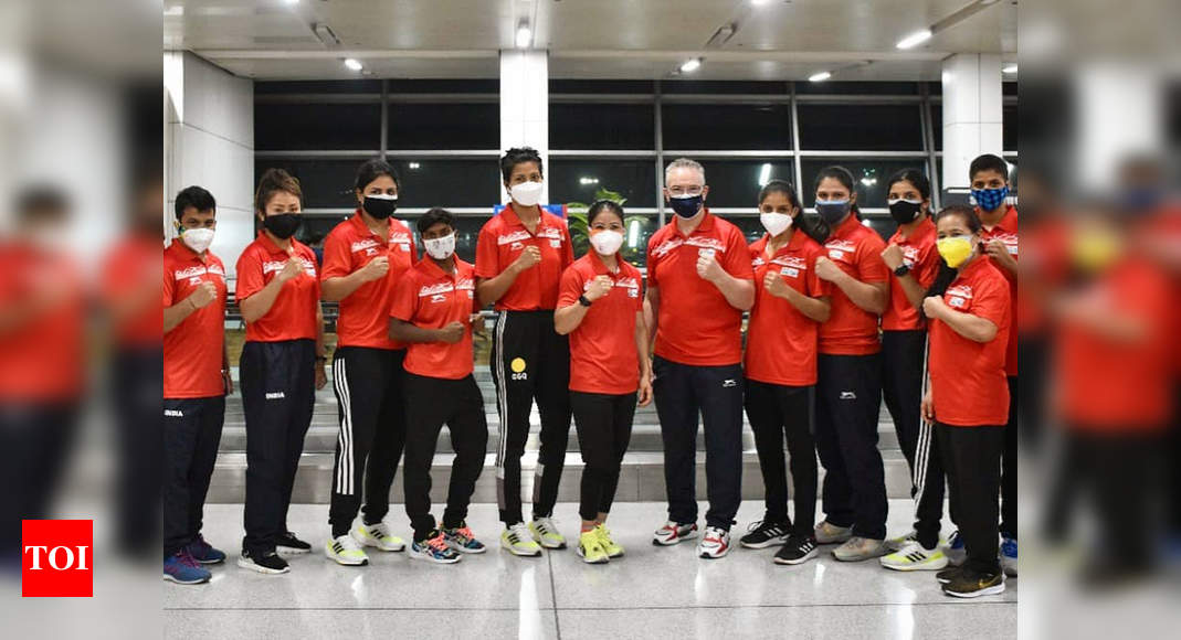 India assured of seven medals at Asian Boxing Championships as women face depleted competition   Boxing News – Times of India
