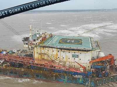 All missing aboard the barge P305, tugboat accounted for: Armada   India News