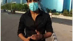 Actor Rohit Choudhary urges everyone to wear mask
