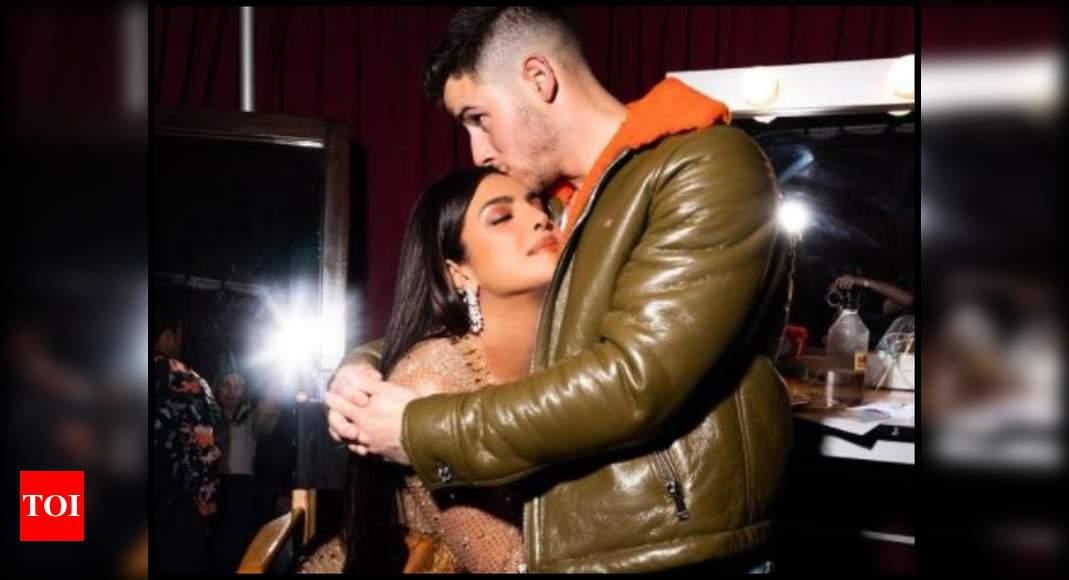 Anushka Sharma, Madhuri Dixit and Sonali Bendre are all hearts for Priyanka Chopra's husband appreciation post for Nick Jonas | Hindi Movie News