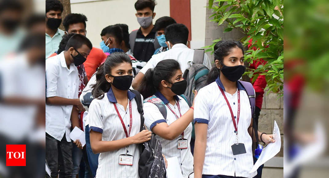 Final decision on Class 12 exams to be based on 'widest possible' consultation: Govt sources – Times of India