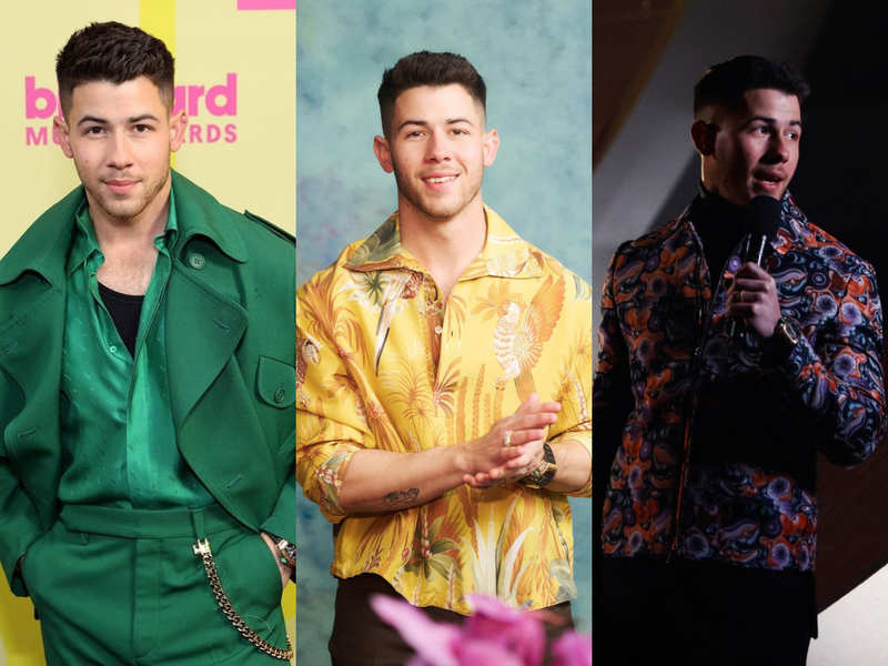 Billboard Music Awards 2021: Nick Jonas is fashion's new favourite man