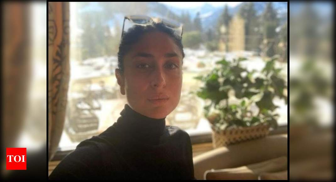 Kareena Kapoor Khan offers a glimpse of her 'favourite meal' and it is all things delicious | Hindi Movie News