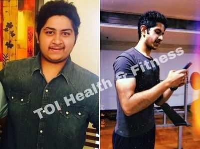 """Spirulina and green tea helped me lose 52 kgs"""