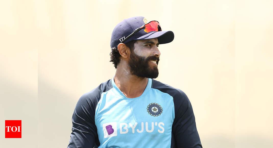 Ravindra Jadeja joins Team India's bio-bubble ahead of WTC final | Cricket News – Times of India