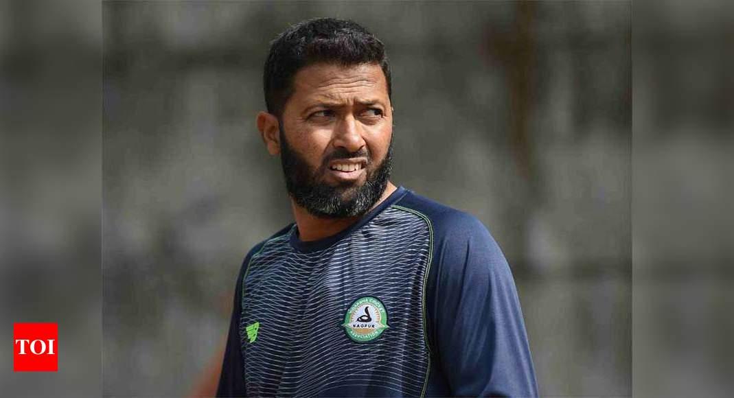 Mumbai stalwarts and ex-teammates Jaffer, Muzumdar to vie for Mumbai coach job | Cricket News – Times of India