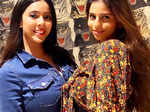 Fun-filled party pictures of SRK's daughter Suhana Khan with besties