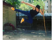 Photo! Vinay Anand performs an amazing stunt