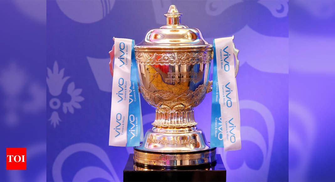IPL 2021 Schedule: IPL 2021 will tentatively start in 3rd week of September, 10 double-headers in three-week window | Cricket News – Times of India