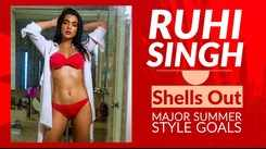 Ruhi Singh Sets The Temperature Soaring With Her Latest Video!