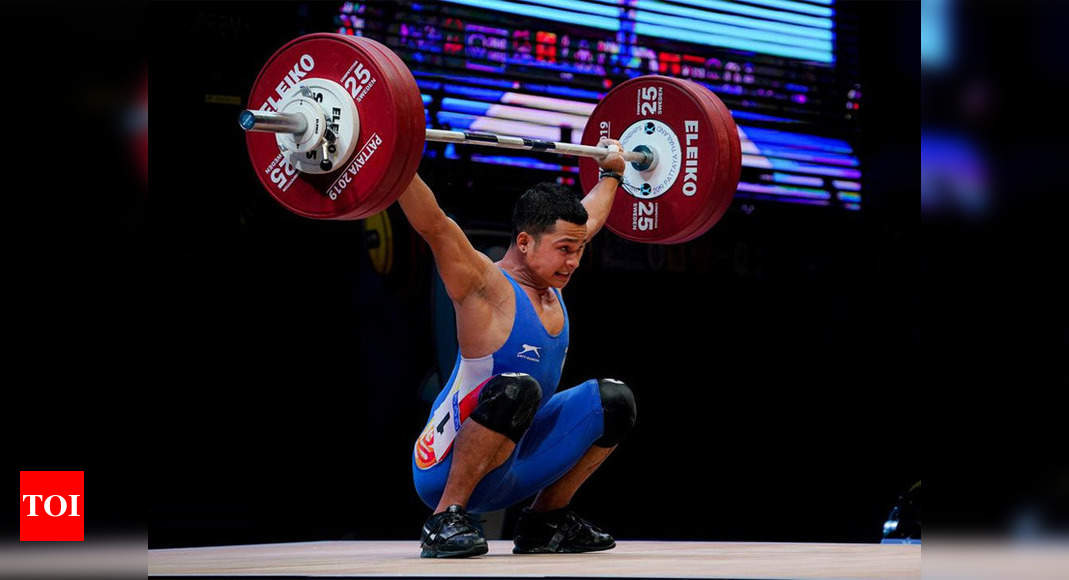 World junior weightlifting: Jeremy finishes 4th, likely to miss continental quota for Tokyo Olympics | More sports News – Times of India