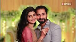 Divya Unni pens a romantic birthday wish for her husband