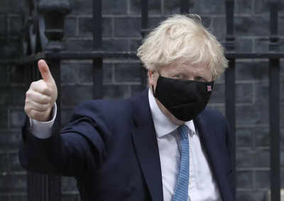 UK PM Johnson considered having Covid injection in early 2020